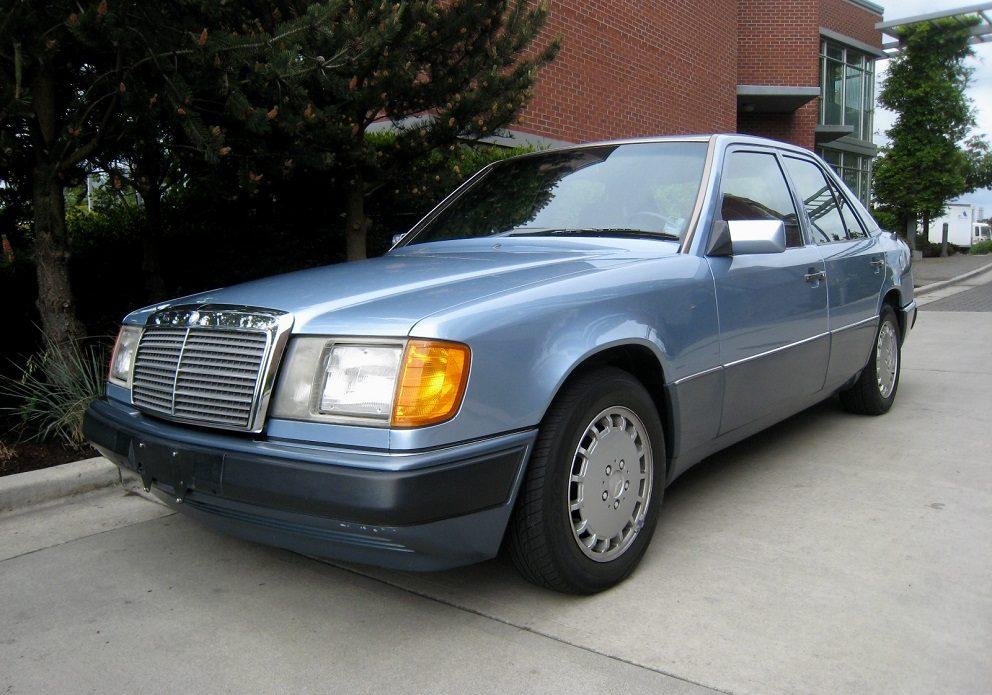 1991 Mercedes Benz 300D 2.5 Turbo Diesel - Timmis MotorTimmis Motor